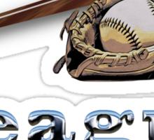 Major League Baseball t-shirt MLB Sticker