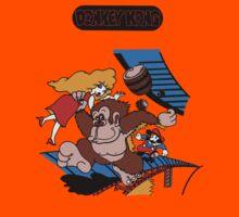 Donkey Kong Kids Tee