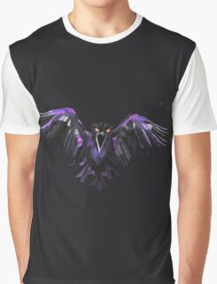 Knife Party Trigger Warning bird Graphic T-Shirt