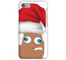 Christmas with Smug Guy! iPhone Case/Skin