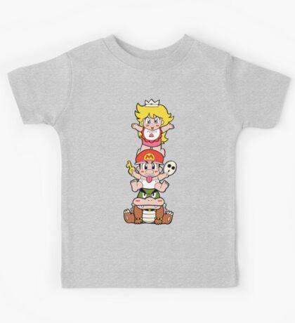 Yoshi's Island: Super Mario World 2 Kids Tee