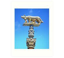 Sienna Italy Art Print