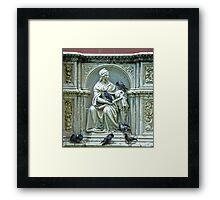 Sienna Italy Framed Print