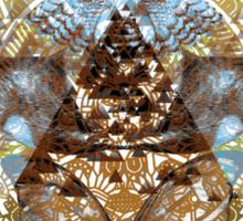 Symmetry :: v1 Sticker