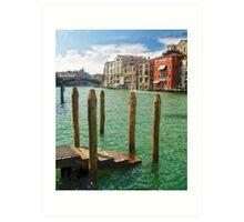 Venice Italy Art Print