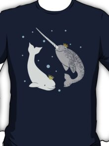 Prince and Princess of Whales T-Shirt