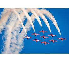Canadian Snowbirds Jets Photographic Print
