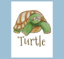 Turtle Onesie Kids Tee