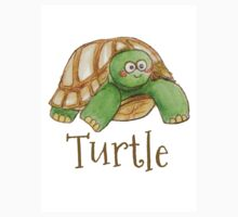 Turtle Onesie One Piece - Short Sleeve