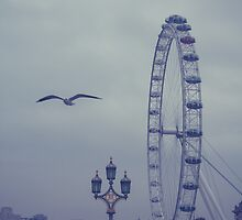 The London Eye by ramosnuno