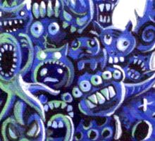Monster Monster Sticker