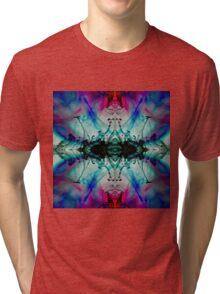Ink Blot Galaxy Tri-blend T-Shirt