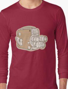 Vintage Camera Long Sleeve T-Shirt