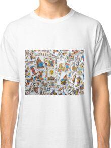Tarot Cards Classic T-Shirt