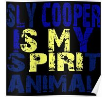 Sly Cooper Poster