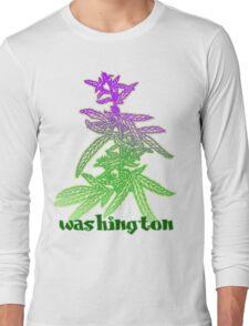 green washington. Long Sleeve T-Shirt