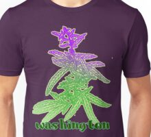 green washington. Unisex T-Shirt