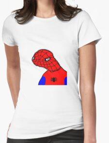 Spodermen Womens Fitted T-Shirt