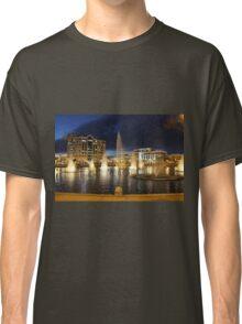 City Center Water Fountain - 2 Classic T-Shirt