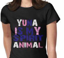 final fantasy X Yuna Womens Fitted T-Shirt