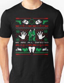 Zombie Holiday  Unisex T-Shirt