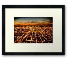 Chicago, 2011 Framed Print