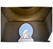 Sheikh Zayed Grand Mosque Main Poster