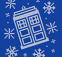 Wibbly Wobbly Christmas Sweater + Card by rydiachacha