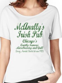 McAnally's Irish Pub Women's Relaxed Fit T-Shirt