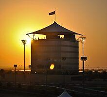 Sunset F1 by Gustavo Bernal