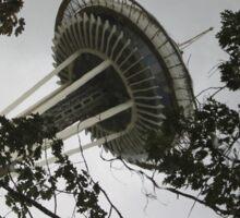 Seattle Space Needle, 2011 Sticker