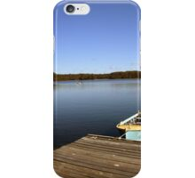 Fishing time iPhone Case/Skin