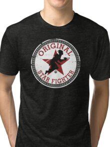 Starfighter Original Tri-blend T-Shirt