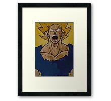 Goku Super Saiyan  Framed Print