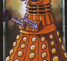Dalek From Doctor Who by SlevinTheBlade