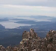 Mt Wellington by Maddy O'Brien