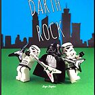 Darth ROCK! by LegoLegion