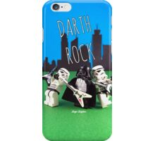 Darth ROCK! iPhone Case/Skin