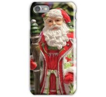 Old Fashioned Santa Claus iPhone Case/Skin