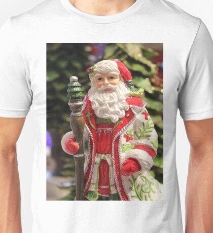 Old Fashioned Santa Claus Unisex T-Shirt