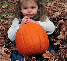 Raelyn in October by Daniel Palmer