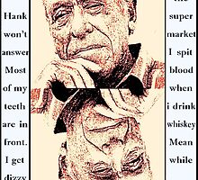 Charles Bukowski. The Ace Of Clubs by brett66