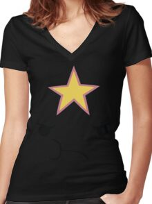 Lumpy Space Princess - Adventure Time  Women's Fitted V-Neck T-Shirt