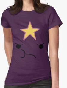 Lumpy Space Princess - Adventure Time  Womens Fitted T-Shirt
