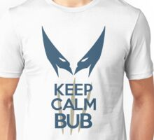 Keep Calm Bub Unisex T-Shirt