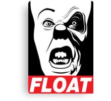 PENNYWISE HAS A POSSE: Float Propaganda Print Canvas Print