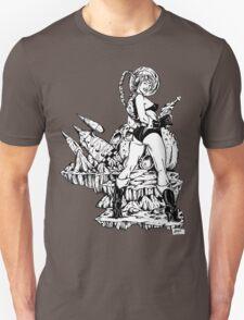 Rocket Girl Mark 2 T-Shirt