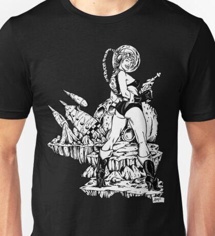 Rocket Girl Mark 2 Unisex T-Shirt