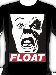 PENNYWISE HAS A POSSE: Float Propaganda Print T-Shirt