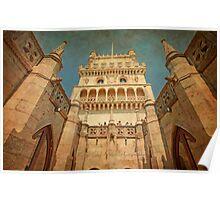 Claustro da Torre de Belém. Cloister. Poster